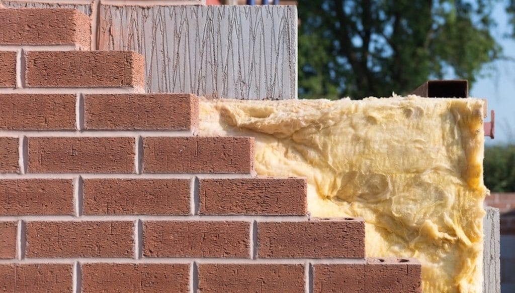 Beste spouwmuurisolatie spouwmuur gevelisolatie offerte for Rock wall insulation